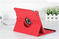 apple ipad discounts - Big discount Degree Rotation Litchi leather Case cover for new ipad3 ipad2