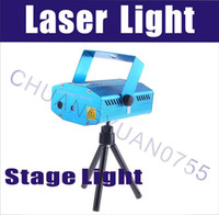 Wholesale New Mini Multicolor Moving Party Stage Laser Light Project Light DJ Party Show