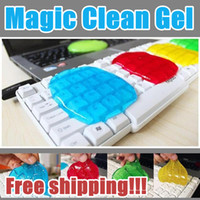 Wholesale high tech cleaning Slimy Gel a multifunctional Cleaner for keyboard clean gel Cleaning Compound