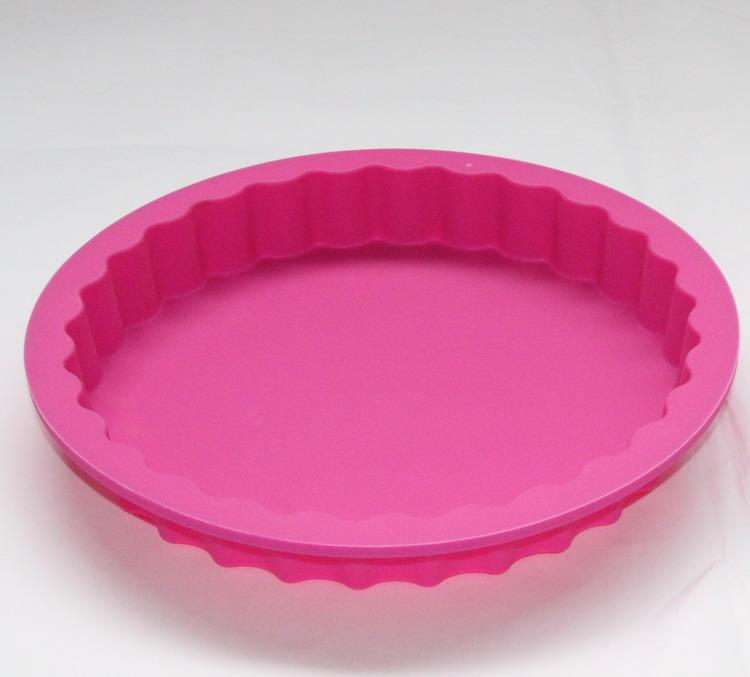 Silicone Cake Mold 9inch Baking Molds Flower Cake Mould Pizza Pans Pudding Moulds Free Ship Silicone Cake Mould Online With 68 86 Piece On Spring China S