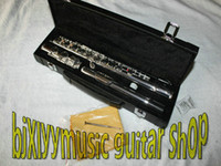 C Closed 16 NEW NEW SILVER C key YFL 211S FLUTE 16 hole with case free shipping Musical instrument