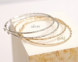 Wholesale Basketball Wives Hoop Lady Earrings Fashion jwelry silver Gold Big Circle Earrings mixed