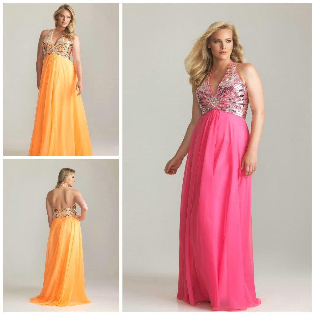 Backless Halter Prom Dresses