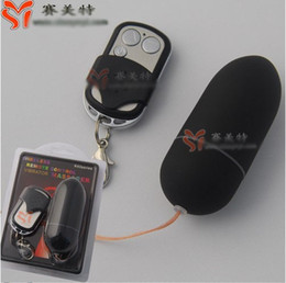 Wholesale 10 Speeds Remote Jump Egg Wireless Vibrating Egg Exquisite Car Remote Sex Toys Bullet Vibrator