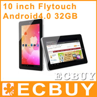 Wholesale 10 Inch Flytouch Superpad GB Android GPS HDMI Tablet G G G G G A10 A13