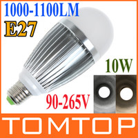 Wholesale E27 W Warm White globe LED bulb Energy Saving LED Lamp replace W incandescent bulb LM H9034