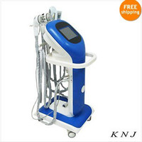 Wholesale Ultrasonic Cavitation Radio Frequency RF Vacuum Roller Lipo Cellulite Reduction