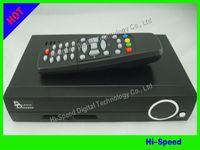 Receivers DVB-C Black 3PCS A LOT ! Hot selling blackbox 500s 500 S MPEG2 DM500S DIGITAL TV BOX-DHL FREE SHIPPING !