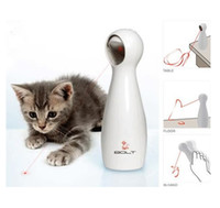 Wholesale FroliCat BOLT Interactive Automatic Red Laser Pointer Pet Cat Dog Exercise Toy