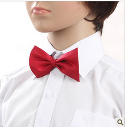 Wholesale EMS freeshipping Hot fashion new arrival lowest price Children Bow Tie kids tie party tie