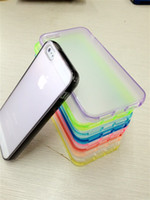 Wholesale a Cover Case for iphone with Law amp Order S13 DHL silicon case