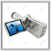 Wholesale S6Q quot LCD x Zoom CMOS Telescope Digital Video Camera Camcorder DV DC DVR New AAAAVI