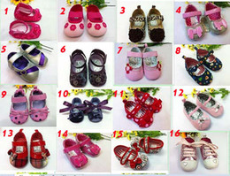 Wholesale baby walk shoes baby boys girls first walkers shoes FH001 fashion_house