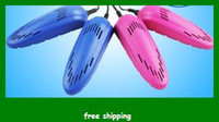 Wholesale Warm Xmas dry shoes Bake Shoe dryer machine Children adult Moisture deodorant gifts
