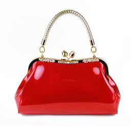 Wholesale 112003 Fashion Bridal Hand Bags evening party bag Clutch Tote in different colors