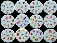 Wholesale 25PCS Stamp Image Plate Stamping Nail Art DIY Image Template A01