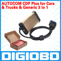 Wholesale Autocom CDP Pro Version Universal Diagnostic Tool with OKI Chip and Bluetooth Cyber Monday