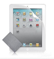 Wholesale Screen Protector Film Cover case for iPad Screen protector guarder case for iPad