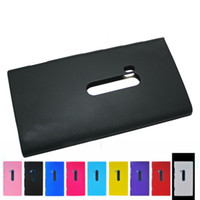 Frosted Matte Hard Plastic Back Case for Nokia Lumia 920 mat...