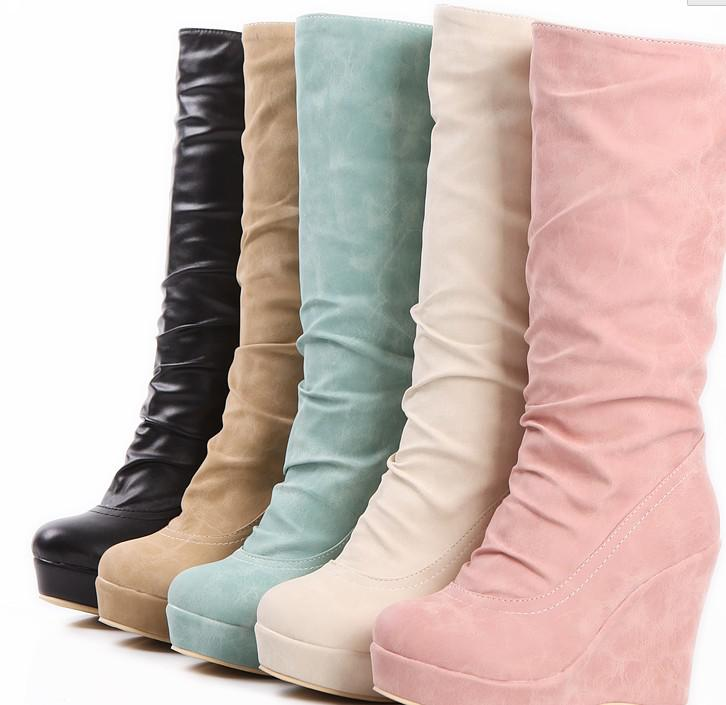 Snow Boots Woman Shoes In The Slope Boots Martin Boots Female ...
