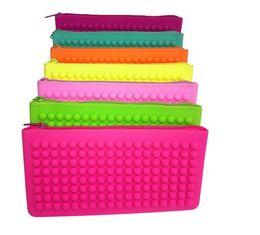 Wholesale New health Beauty Candy color Cosmetics Bag fashion arrival makeup bag love purse bag k21