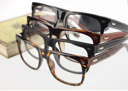 Wholesale Retro Non Mainstream Eyewear Frame Leather Legs Glasses Frames For Women And Men