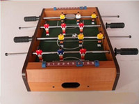 Wholesale 4 foosball children s toys wood products toy foosball table soccer intelligence games