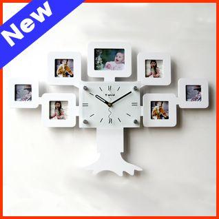 Photo Frame Clock Craftbnb
