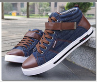Wholesale fashion MEN s Canvas Shoes Sneakers shoes
