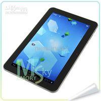 9 pouces Android 4.0 Sanei N91 Elite Tablet PC Allwinner A13 1.2GHz, Cortex-A8 512M 8G WIFI double caméra