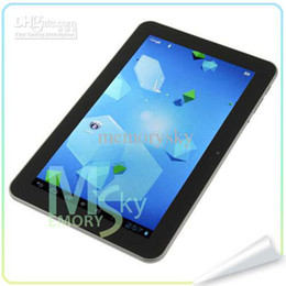 9-дюймовый Android 4.0 SANEI N91 Elite Tablet PC Allwinner A13 1.2GHz, Cortex-A8 512M 8G WIFI Двойная камера