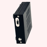 Wholesale Aluminum Fanless Low Cost Industrial Chassis EP0901COM Car PC Case Carputer Case Mini itx Case