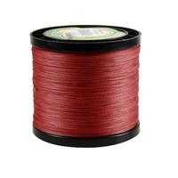 100lb braided fishing line - yards red braid fishing line LB LB