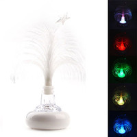 Floral No No USB Multi Color Changing Christmas Tree LED Light for Laptop
