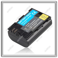 Wholesale S5Q LP E6 BATTERY FOR Canon D Mark II D D BG E6 grip AAAAWZ