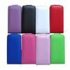 Up-Down PU Leather Case for ipod touch 5 wallet cover with card holder