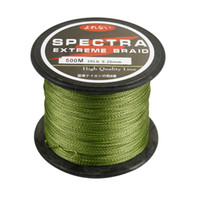 4kg-36kg 100lb braided fishing line - SPECTRA EXTREME BRAID m grass green LB LB dyneema braid fishing line