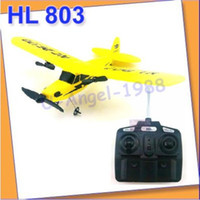 Wholesale Sea gull RTF CH HL803 rc airplane radio remote control Firecabbage