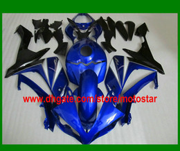 Free Customize blue fairings FOR YZF-R1 2007 2008 YZF R1 07 08 YZF-R1 YZF1000 fairing kit custom color acceptable
