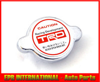 Wholesale TRD Radiator Cap Silver Big Head Bar