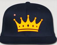 Cheap hat custom hats snapback hats crown logo snapbacks custom snapback hat 100pcs mini free shipping