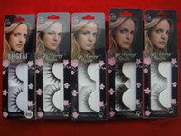 Wholesale Freeshipping YUXIANG false eyelashes high quality hand made mascara make up beauty product