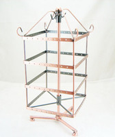 Wholesale Jewelry Holder Display Rack For Earrings Pairs
