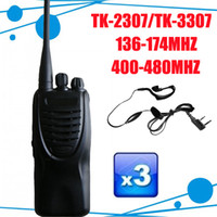 Wholesale lt DHL Freeshipping Free PTT Earphone TK TK way radio gt Midland Radio