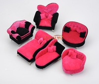 Wholesale Jewelry boxes sets different stlyles Safa charpie boxes display gift Jewellery Case box