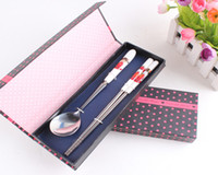 Wholesale Stainless Steel China Tableware Wedding Gift Party Favor Originality Ceramic Spoon
