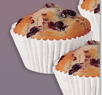 Wholesale Chocolate muffin cupcake liner candy baking cups inch WHITE