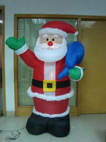 Wholesale 2013 new style meters Christmas decorations Christmas inflatable grandpa creative products