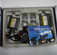 Wholesale car slim HID kit H1 H3 H4 H7 H13 D2 series K single beam headlights HID kit