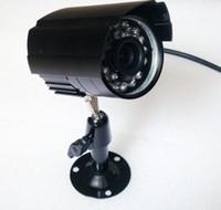 Wholesale 1 SONY EFFIO CCD CCTV Outdoor Security Camera Weatherproof Day Night Vision Surveillance tvl
